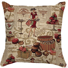 """Coussin """" Les Gourmandes """" - Royal Tapisserie cushion tapestry"""