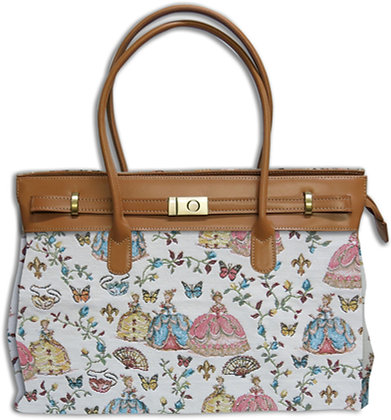 Sac à main marie antoinette versailles Royal Tapisserie coussin handbag tapestry cushion pencil case cat kittens France