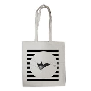"""Tote bag """"Gros Dodo"""" 5402 (Eco bag Les Chats de Dubout)"""