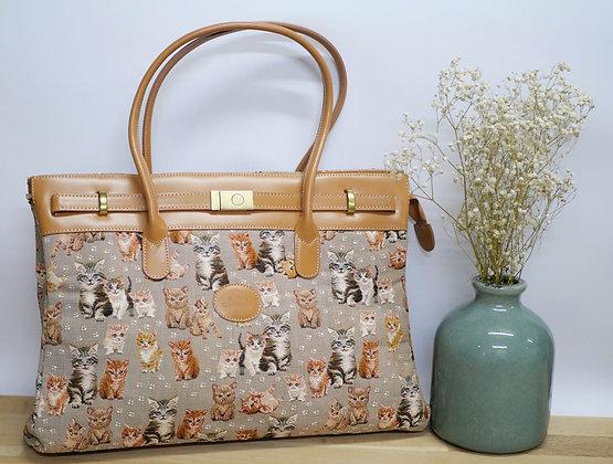 8963.71 Maxi bag Chatons
