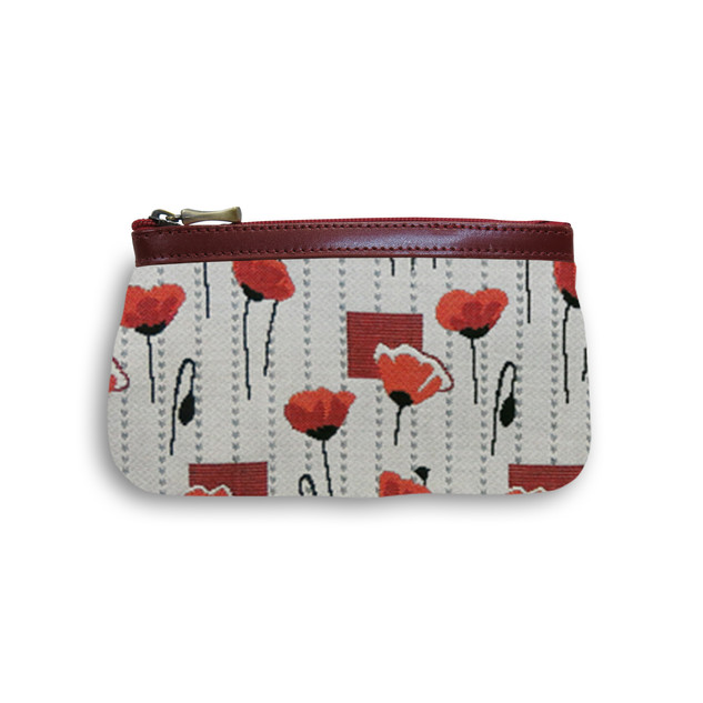 Trousse collection COQUELICOTS (tissu n°58)