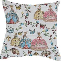 Coussin Bal Paré (A la cour de Marie-Antoinette) - Royal Tapisserie cushion tapestry