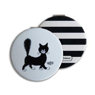 """Miroir de poche """"Mignonette"""" 5312 Les Chats de Dubout"""