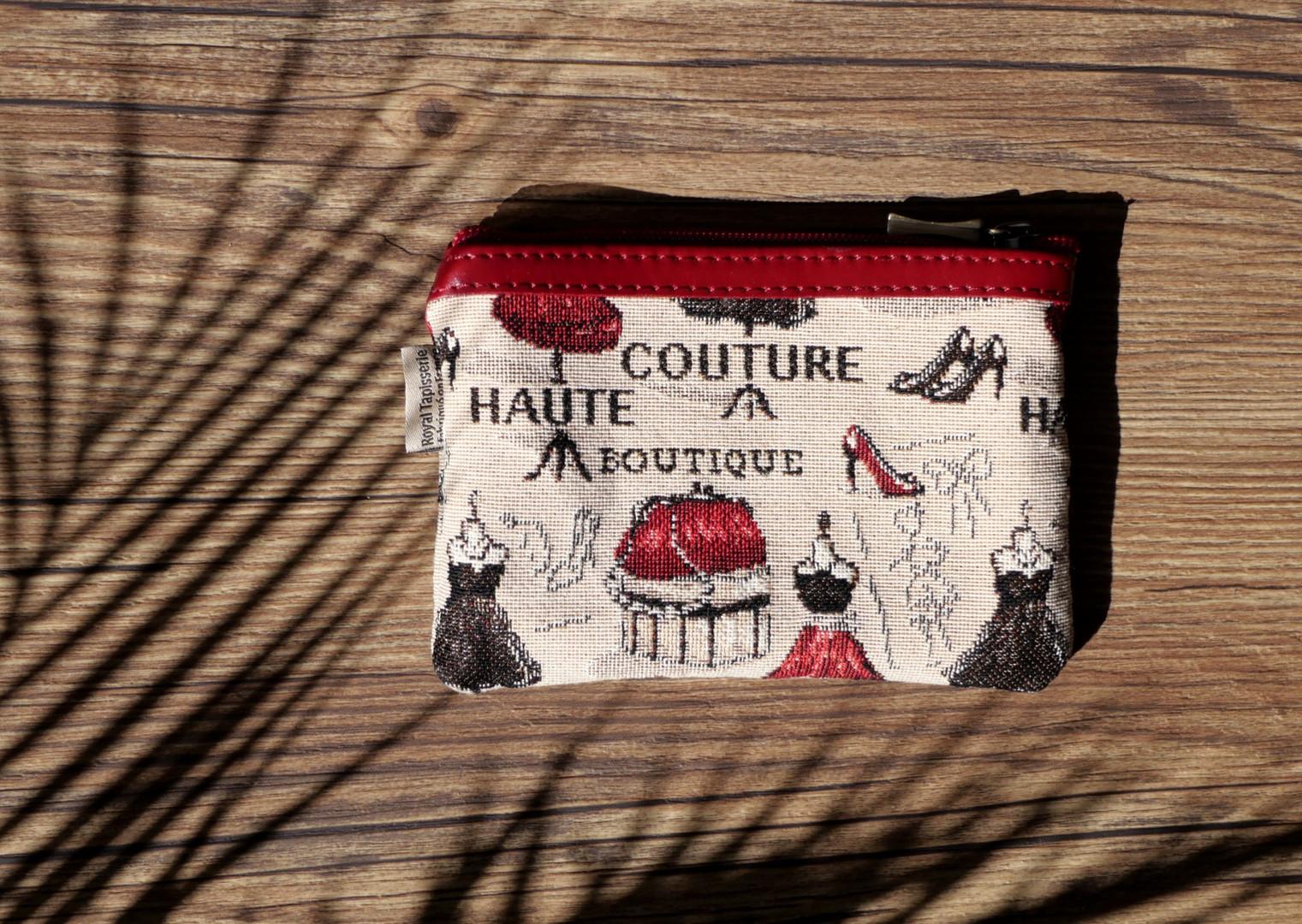 431.61 Pochette plate Maison de Couture