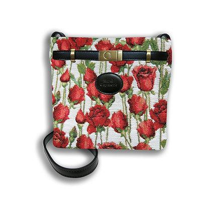 8974.66 Sac bandoulière Roses Rouges