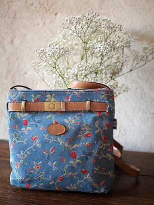 sac royal tapisserie fabriqué en france tapisserie murale  paris fleurs de lys