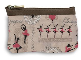 "Trousse plate de la collection ""Ballerines"" (Référence 431)"