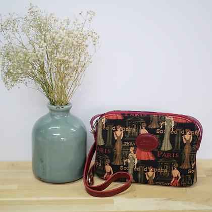 sac tapisserie Royal Tapisserie opéra château de versailles tapisserie royale sac fabriqué en france savoir faire