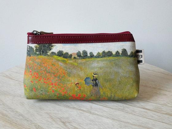 8850M2 Trousse Les Coquelicots de Claude Monet