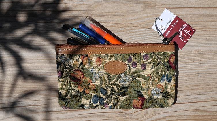 royal tapisserie trousse à stylos royal tapisserie trousse à stylos fabriquée en france