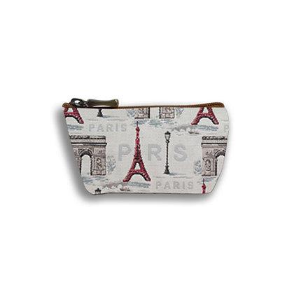 419.50 Porte-monnaie Rouge Paris