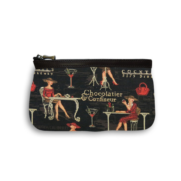 Trousse maquillageréférence 8850.42 Black Cocktail