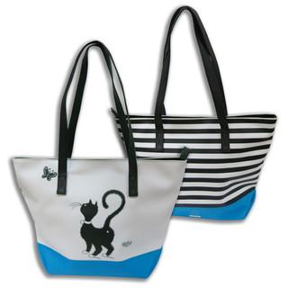 Sac shopping GM 5308 Les Chats de Dubout