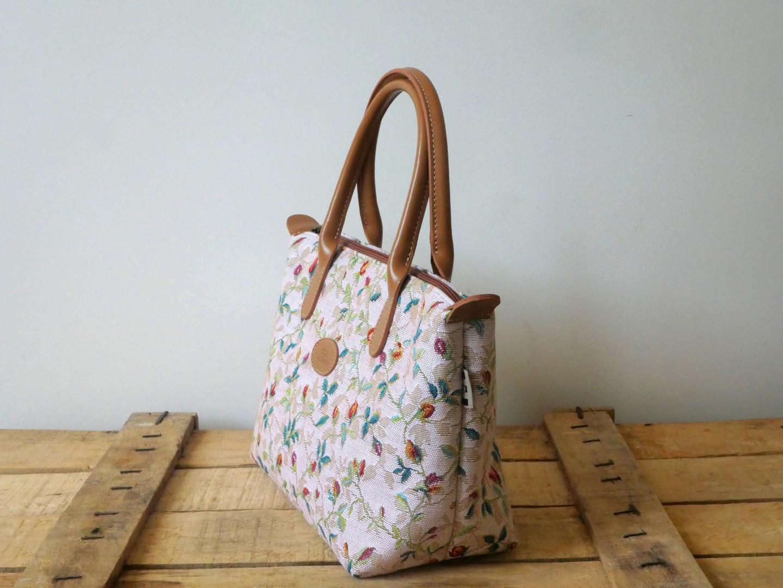"""Sac à main de la collection """"Printemps"""" (ref 8945.85) Royal Tapisserie / Handbag tapestry"""