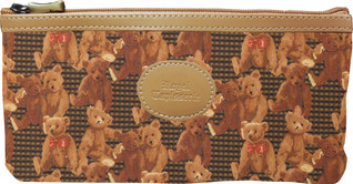 Trousse collection OURS BRUN (tissu n°35)