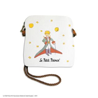 """Petit sac cordon """"Le Petit Prince en costume"""" - Référence 8971CO"""