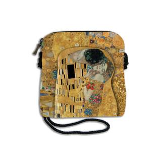 "Petit sac cordon ""Le Baiser"" Gustav KLIMT - Référence 8971K1"