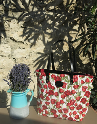 sac royal tapisserie fabriqué en france royale tapisserie paris sac fabriqué en france sac roses rouges cadeau paris handbag