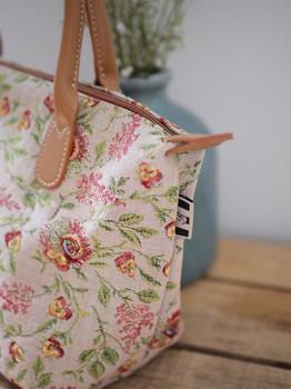 """Sac à main de la collection """"Broché de la Reine Marie-Antoinette"""" (ref 8945.65) Royal Tapisserie / Handbag tapestry"""