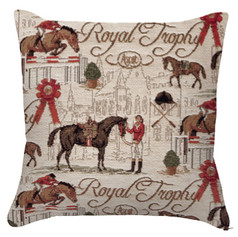 """Coussin """"Cavalières"""" - Royal Tapisserie cushion tapestry"""