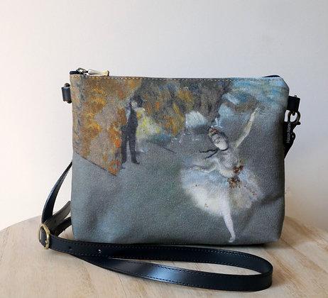 8972D3 sac bandoulière La Danseuse de Degas