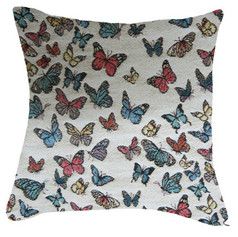 Coussin Papillons - Royal Tapisserie cushion tapestry Butterflies