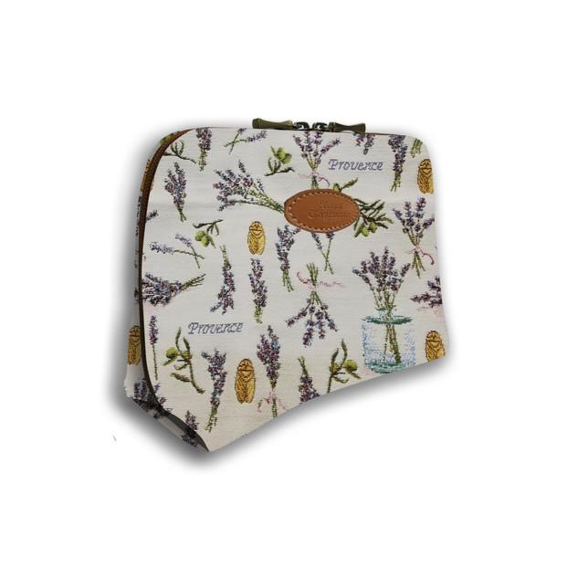 """Trousse de toilette de la collection """"Provence""""  Référence: 8881.86"""