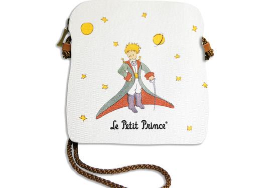 "Petit sac cordon ""Le Petit Prince en costume"" (ref 8971CO)"