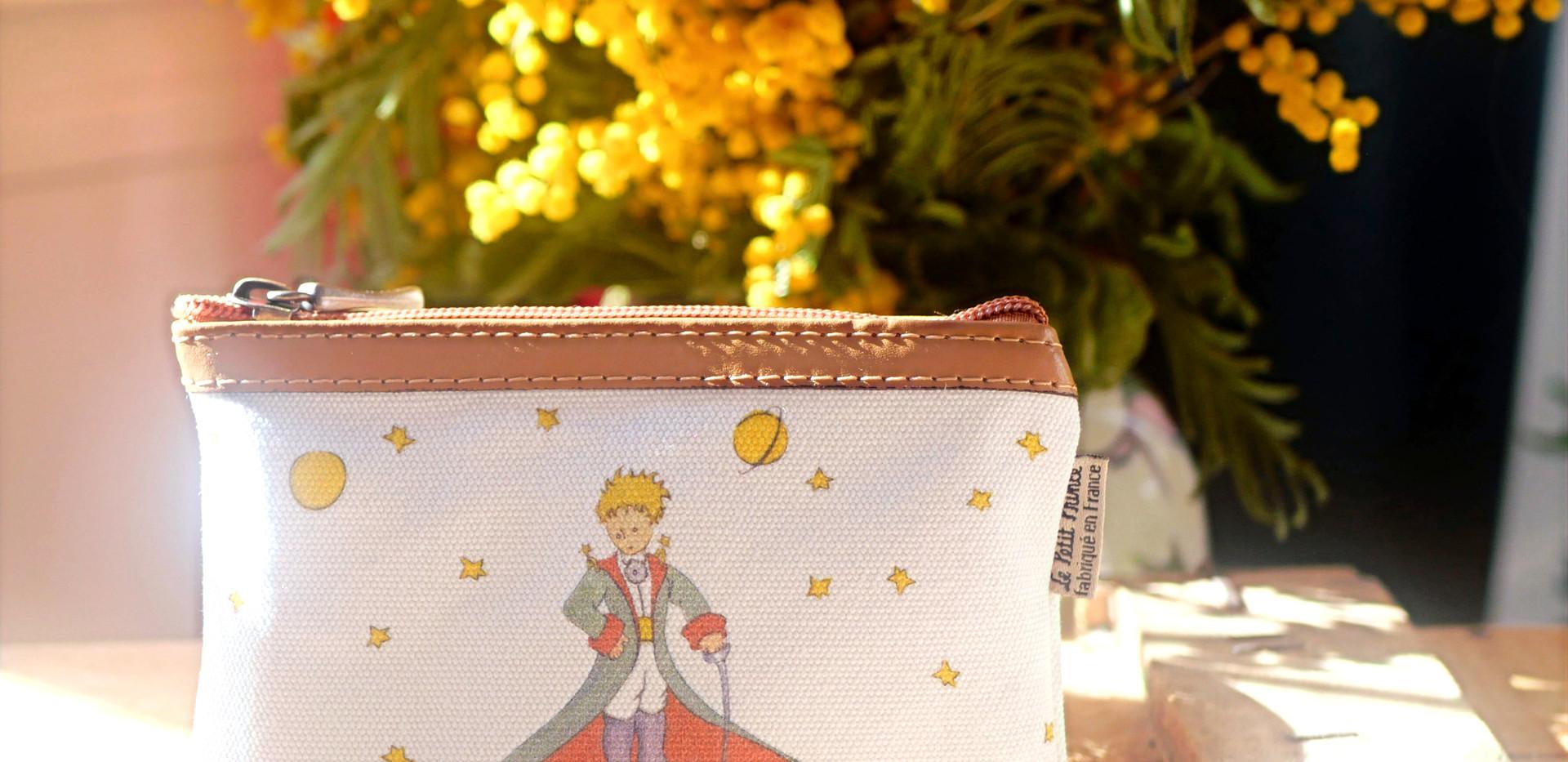 Pochette Le Petit Prince en costume (ref 431CO)