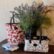 royal tapisserie sac royale france fleurs