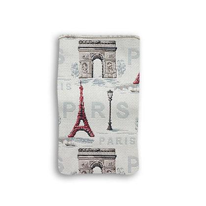 404.50 Etui à lunettes Rouge Paris