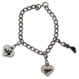 Bracelet charm's 5304 Les Chats de Dubout