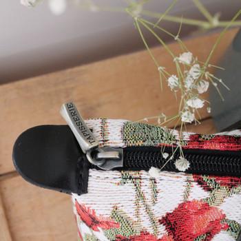 """Sac à main de la collection """"Roses Rouges"""" (ref 8945.66) Royal Tapisserie / Handbag tapestry"""