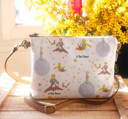 Le Petit Prince sac bandoulière Jeanne - Fabrication française - Maison Martin par Royal Tapisserie