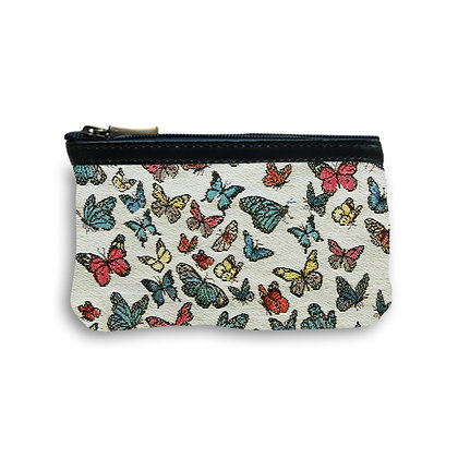431.68 Pochette plate Papillons