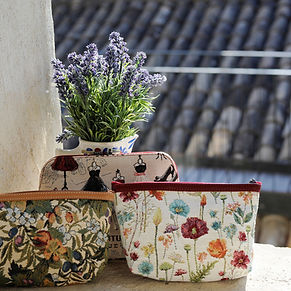 royal tapisserie sac royale france mille fleurs lys royale tapisserie
