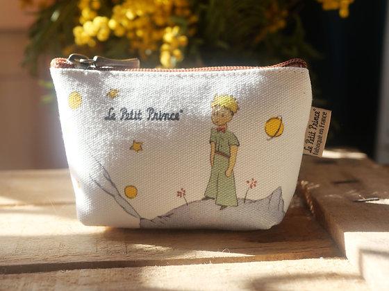 cadeau Le Petit Prince coin purse The Little Prince pencil case handbag sac à main pochette trousse made in france