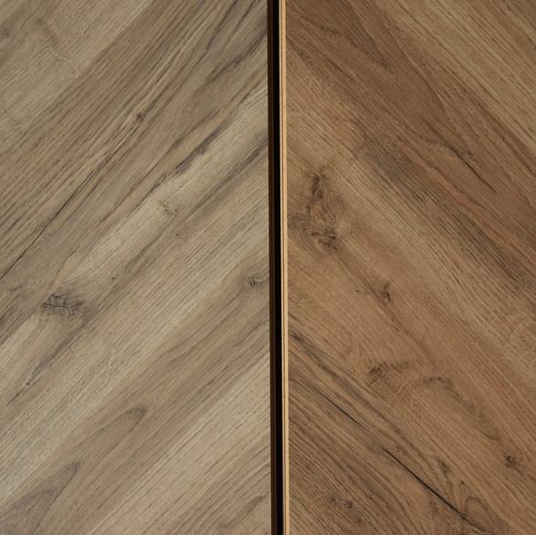 panele podłogowe - wzór jodełki