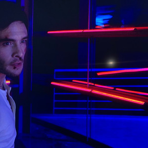 Still of Ed Westwick in the movie Me, You, Madness
