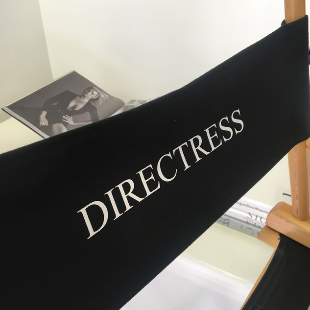 Actress + Director = Directress