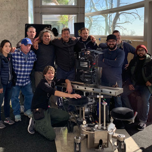 Crew behind the scenes of Me, You, Madness