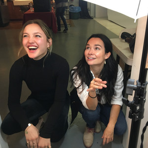 Diana and Kristen