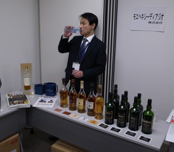 Whisky Talk 2011 メーカーブース MHD様