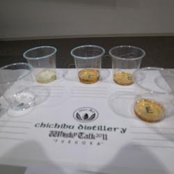 Whisky Talk 2011 テイスティング イチローズモルト