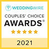 2021 Weddingwire Couples' Choice Awards