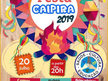 FESTA CAIPIRA DO BEM
