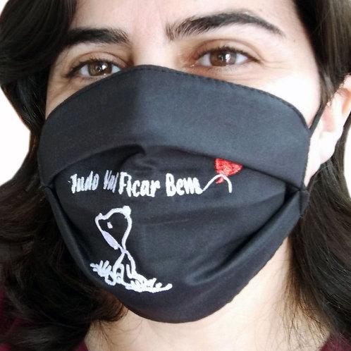 Máscara de Tecido Personalizada