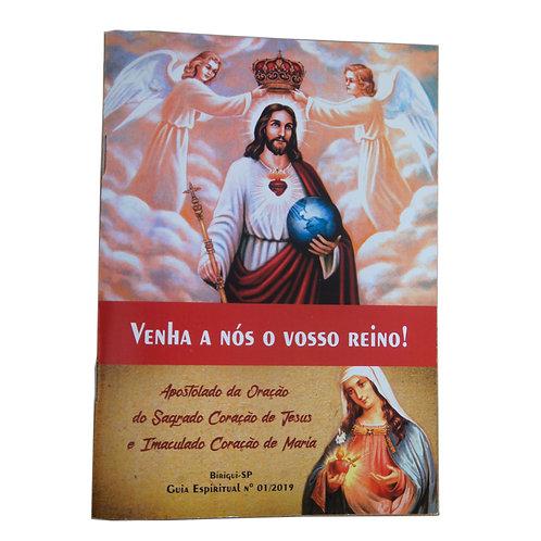 """Guia Espiritual """"Venha a nós o vosso Reino"""""""