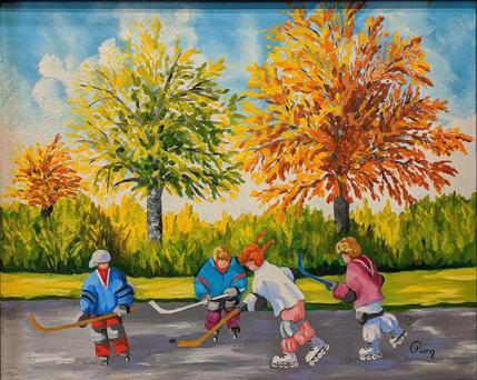 Hockey d'Automne