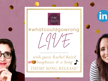 02/04/2021 - LIVE with Rachel Baird - Controversial Parenting & Theme Song Release | #wcgwLIVE